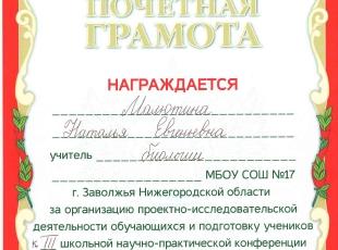 Почетная грамота конференция школа.jpg